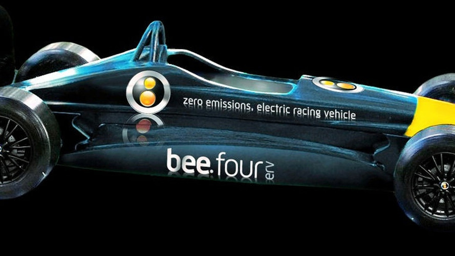 BRM Brand Revived with Bee Four Electric Racing Vehicle - Features 700bhp In-wheel Motors