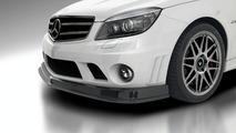 Vorsteiner Aero Package for Mercedes C63 AMG 24.02.2010