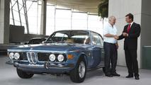 1972 BMW 3.0 CSi: BMW Classic Center completes first full restoration