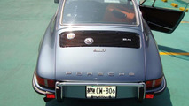 Parade winning 180 HP Porsche 911T up for sale in Mexico