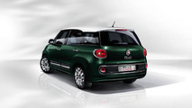 2014 Fiat 500L Living officially unveiled