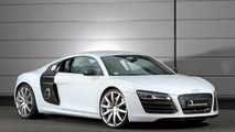 Audi R8 V10 Plus dialed to 628 HP by B&B