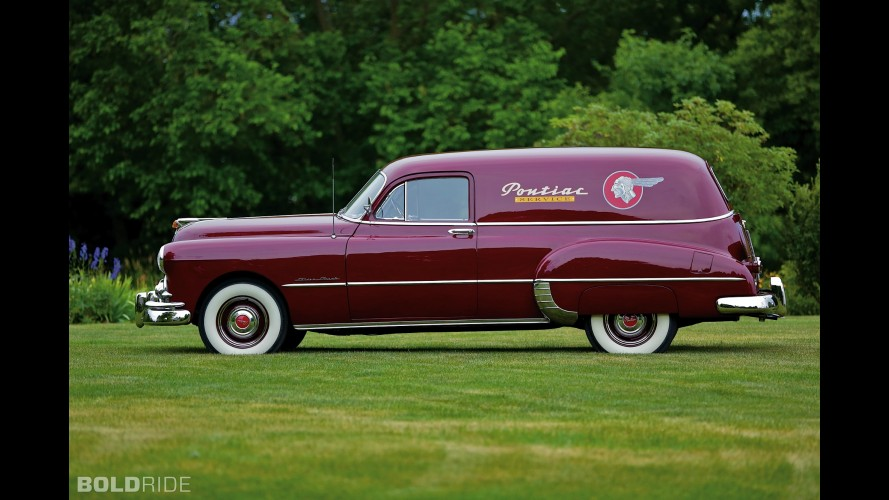 Pontiac Streamliner Sedan Delivery