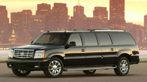 Debut of Two New Cadillac Limousines at NY