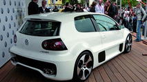 Golf GTI W12-650 Concept Revealed