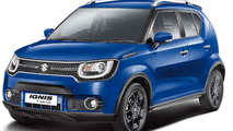 Suzuki Ignis, Baleno RS concepts arrive at Auto Expo
