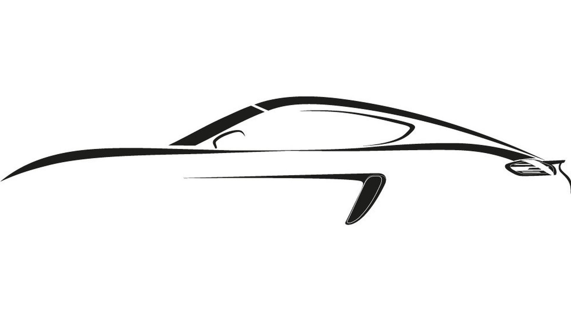 Porsche 718 Boxster & Cayman announced