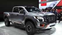 Nissan Titan Warrior Concept ready for the apocalypse [80 pics + video]