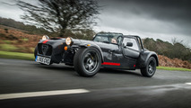 Caterham Seven 620S introduced with 310 hp