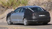 Next generation 2011 VW Jetta prototype spy photo