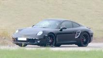 2012 Porsche 911 spied 03.11.2010
