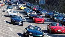 Mazda Roadster 20th Anniversary Commemorative Event Held in Japan