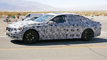 2015 BMW 7-Series LWB spied in the United States