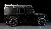 Urban Truck shows off their modified Land Rover Defender lineup