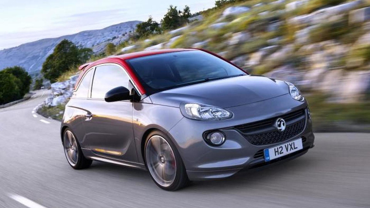 Vauxhall Adam Grand Slam
