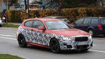 BMW 1-Series facelift coming next month with three-cylinder engines?