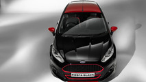 Ford Fiesta Red and Black Editions