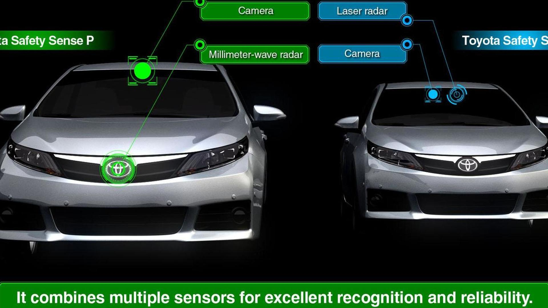 Toyota introduces new safety tech, will begin rolling out next year [video]