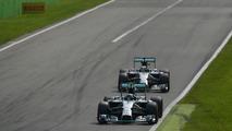 Mercedes admits 'no peace' between warring drivers
