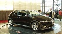 Honda Civic Type S Unveiled at Paris
