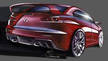 Mitsubishi Prototype-X Concept