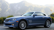 Gone is the Chrysler Crossfire