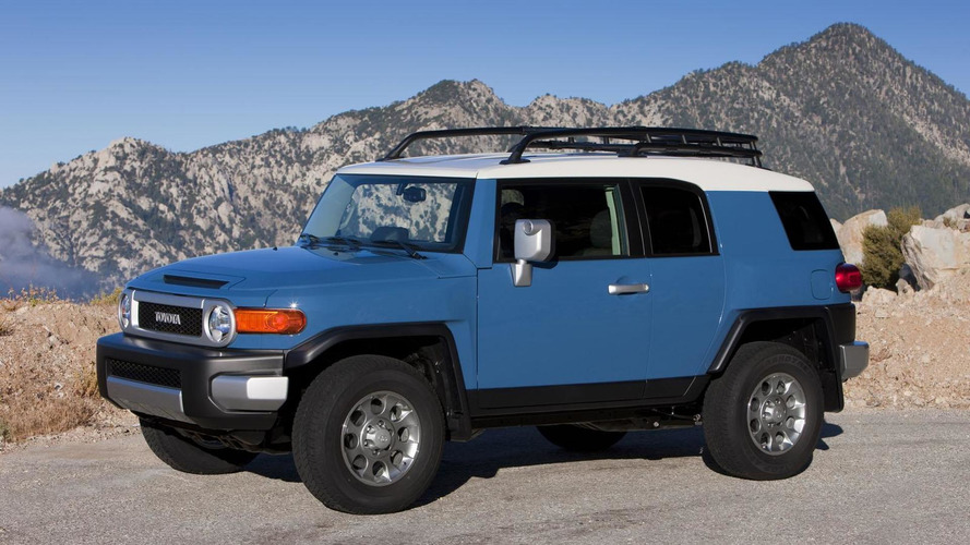 Toyota committed to body-on-frame SUVs - report