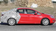 2013 Opel Astra Sedan spied