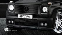Mercedes G-Class by Prior Design 31.7.2012