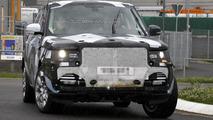 2013 Range Rover LWB spy photo 23.7.2012
