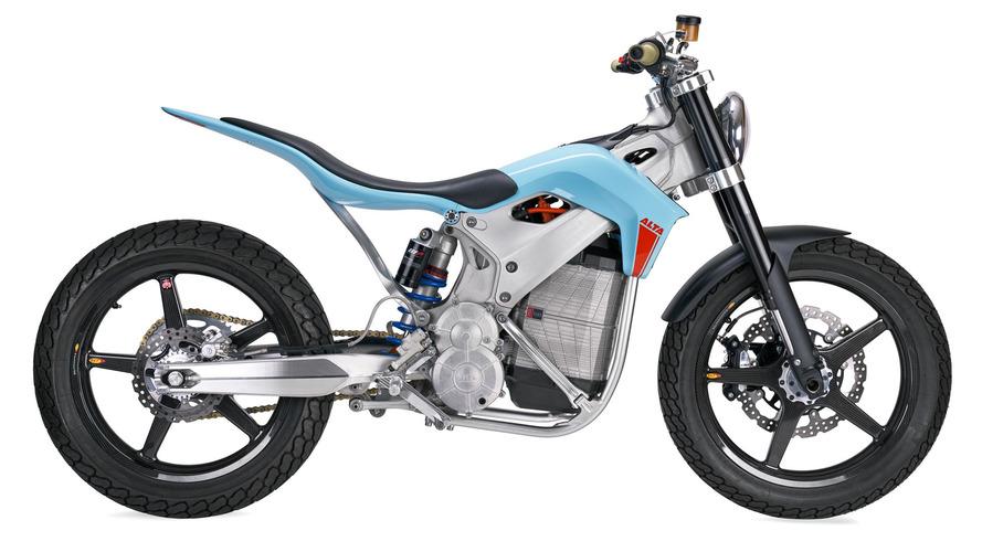 Alta Motors Dirt Tracker electric concept looks legit