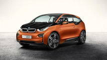 BMW i3 Coupe Concept revealed ahead of L.A. debut