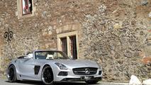 Mercedes SLS AMG Borrasca Roadster by INDEN Design 14.6.2013