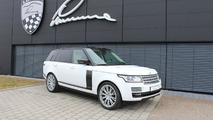 Lumma Design updates the new Range Rover