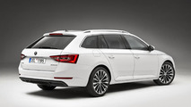 Skoda Superb Estate full pricing details released for UK market