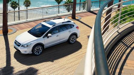 Subaru XV gets minor improvements