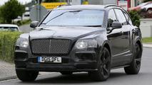 When 600 hp isn't enough: Bentley confirms Bentayga Speed