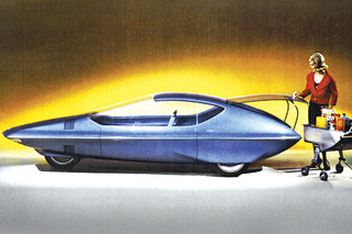 1964 GM Runabout: The Dream of a Three-Wheeled Car Remains Elusive
