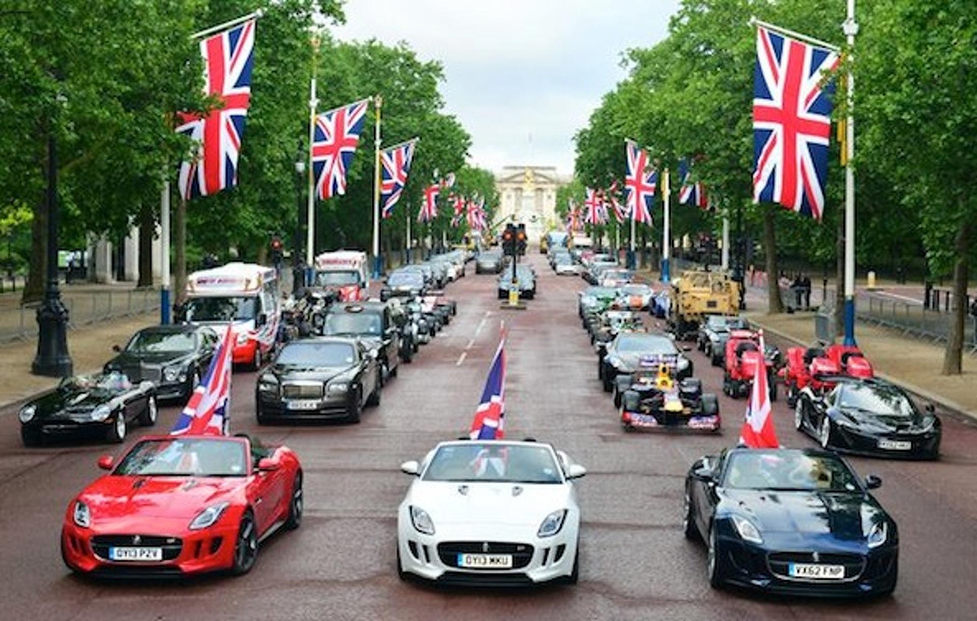 McLaren P1 Spotted in London, Filming for Top Gear? [UPDATE] Yep, Top Gear