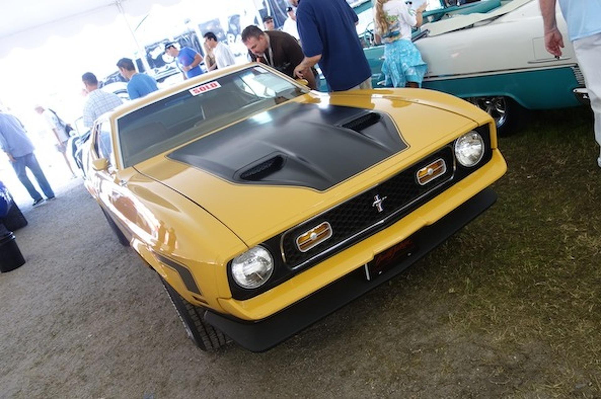 Sold: Top Seven Rides of Barrett-Jackson Palm Beach