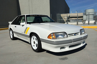 This Rare Saleen SSC Mustang has Driven Only 6,400 Miles