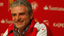 Title not target for 2015 - Arrivabene