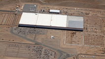 Tesla Gigafactory opens, expected to double global lithium-ion battery production