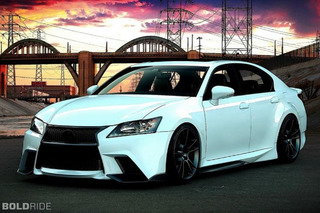 Lexus GS F Arriving In 2016 With 500 HP, Allegedly