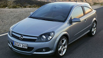 New Opel Astra GTC with Panorama Windshield