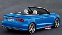 2014 Audi A3 Cabrio leaked?
