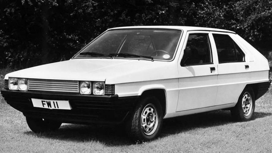 1977 Reliant FW11