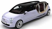 Castagna Milano Fiat 500 LimoCity Sun, 750, 16.01.2012