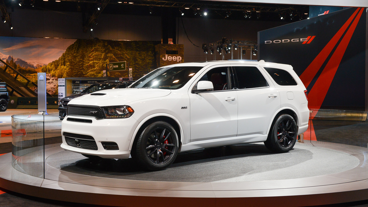 behold the 2018 dodge durango srt in all its badassery. Black Bedroom Furniture Sets. Home Design Ideas
