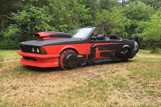 You Can Now Buy Griff Tannen's BMW from